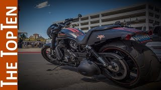 The Top Ten Best Cruiser Motorcycles