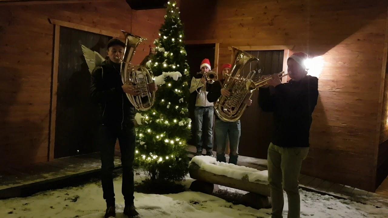 Blaskapelle Junger Schwung Tirol - Weihnachtsgrüße