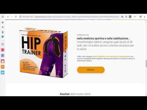 Hip Trainer - Italy - Sport