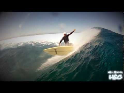 GoPro Cloud Water Surf New-Caledonia (HillSide Co.) By Chung Denis