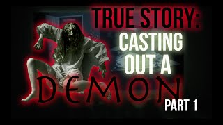 Paranormal Activity - A True Story: Part 1 (Confronting The Paranormal)