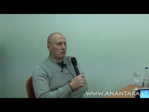 Anantara Das - Kaip pritraukti į šeimą pinigus? - 2016.12.15(Klaipėda)