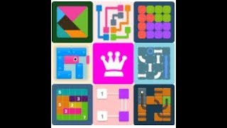 Puzzledom-classic puzzles all in one screenshot 2