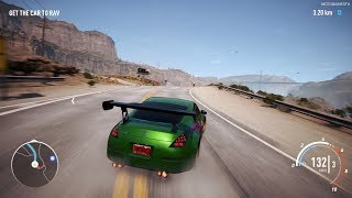 Need for Speed Payback - Rachel's Nissan 350Z Abandoned Car - Location and Gameplay (2nd Time)