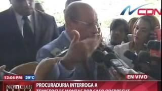Procuraduría interroga Temístocles Montás por caso Odebrecht