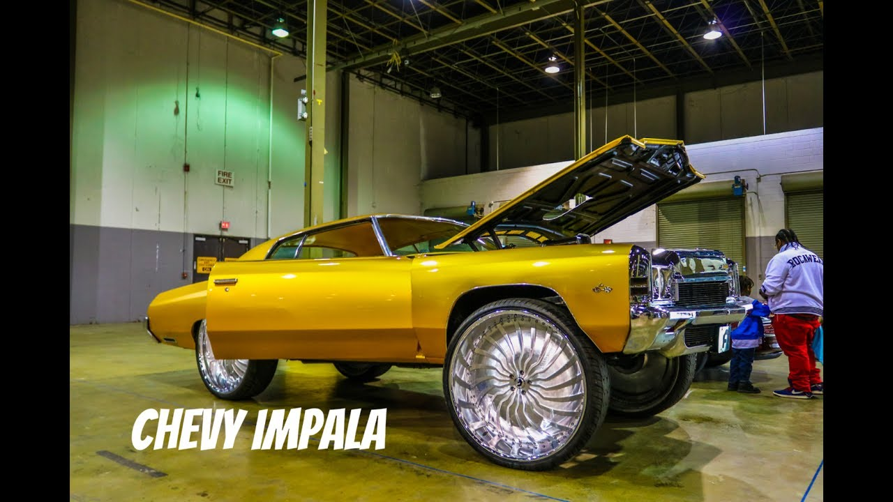 72 Chevy Impala On 32 Inch Forgiato Wheels In Hd Must See Youtube