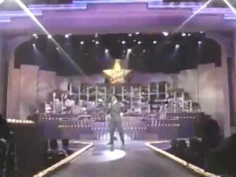 Andrew Young Star Search 1989   Shows 1 & 2
