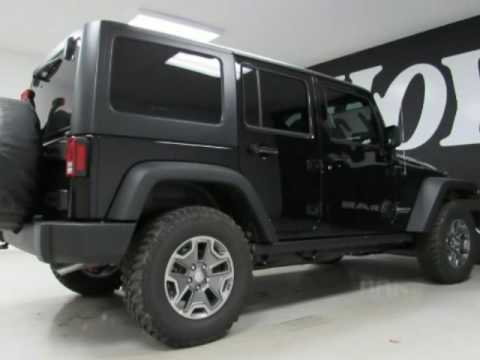 2017 jeep wrangler unlimited rubicon new black suv for. Black Bedroom Furniture Sets. Home Design Ideas