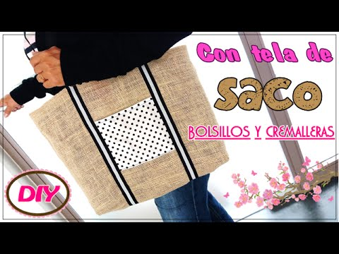 Yuyi's Creations En Bolso De Tela Saco f7YHI