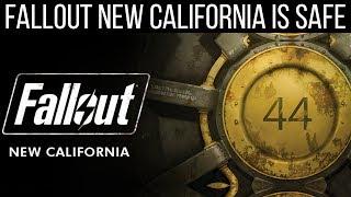 Fallout: New California is NOT Getting Shut Down