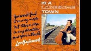 Long Black Train - Lee Hazlewood