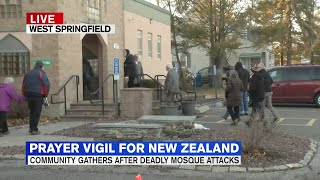 Muslim community of western Mass mourning those killed in New Zealand mosque attack
