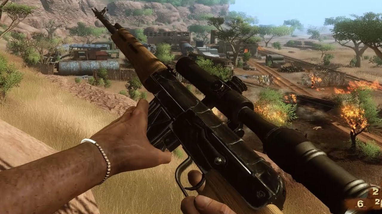 Far Cry 2 Aggressive Gameplay 2 Youtube