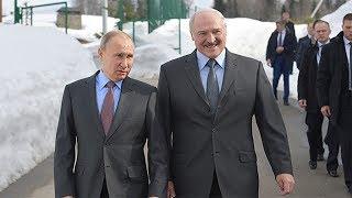 Хроники заБеларусь. Лукашенко и Путин снова друзья и готовятся к уходу