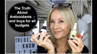 The Truth About Antioxidant Skincare - Nadine Baggott