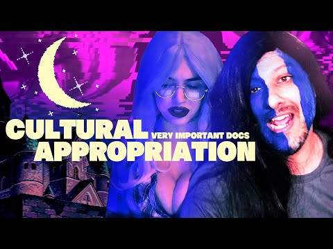 Cultural Appropriation and The Spectacle (Very Important Docs №¹⁶)