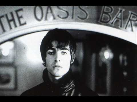 Oasis - Live Forever (Demo) *Rare Promo CD Audio*