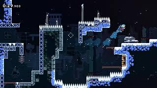 [TAS] Celeste Forsaken City in 4 Jumps