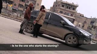 Inside Raqqa: Women