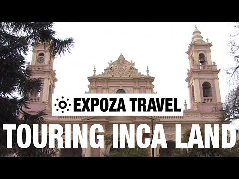 Touring Inca Land Vacation Travel Video Guide