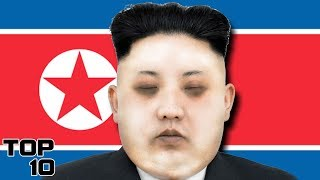 Top 10 Things That Will Happen When Kim Jong Un Dies