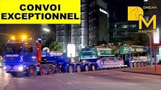 Schwertransport Seeland MAN TGA 33.530 Liebherr R 954 Wilko Wagner truck hauling excavator