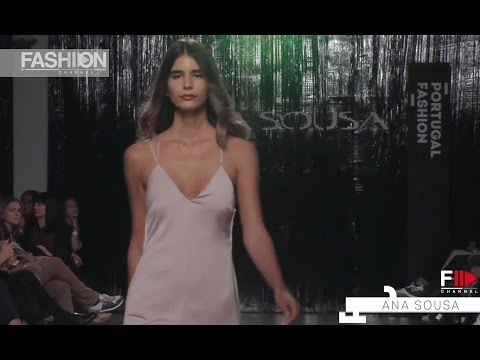 ANA SOUSA Portugal Fashion Week Spring Summer 2017 by Fashion Channel