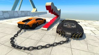 High Speed Jumps/Crashes BeamNG Drive Compilation #5 (Beamng Drive Crashes) thumbnail