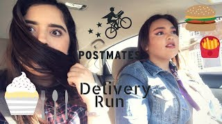 We Tried Doing Deliveries For Postmates !