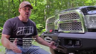 Why the Warn Ascent Bumper for Brian's Ram 3500 Dually