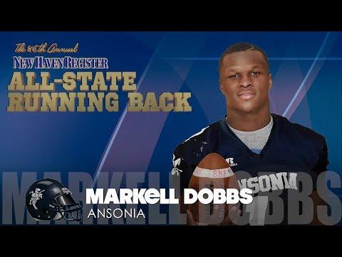 Markell Dobbs RB Ansonia