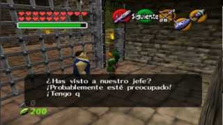 The Legend of Zelda Ocarina of Time MQ Parte 37 Fortaleza Gerudo