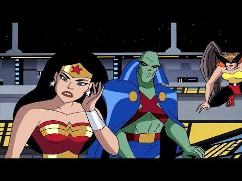 Justice League: Central City! Disappeared!