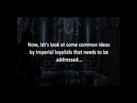 skyrim how to make empire hostile
