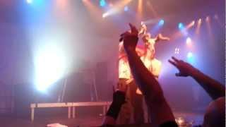Hocico Live in Köln 02/03/13 Essigfrabrik - Tiempos de furia + The Watched