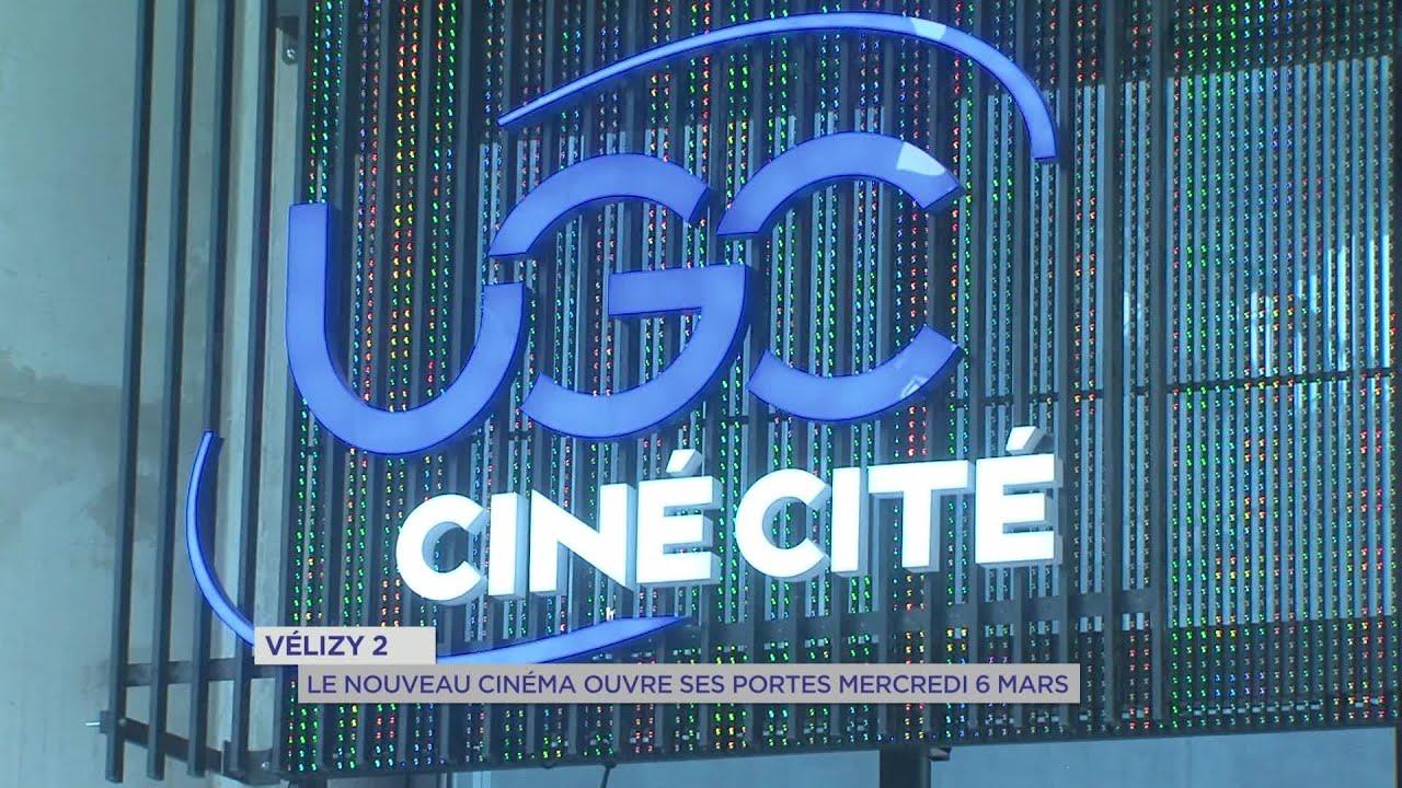 Yvelines | Vélizy 2 : Le nouveau cinéma ouvre ses portes mercredi 6 mars