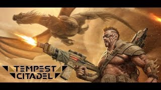 Tempest Citadel - Early Gameplay (Sci-fi & Fantasy Strategy Game) (PC)
