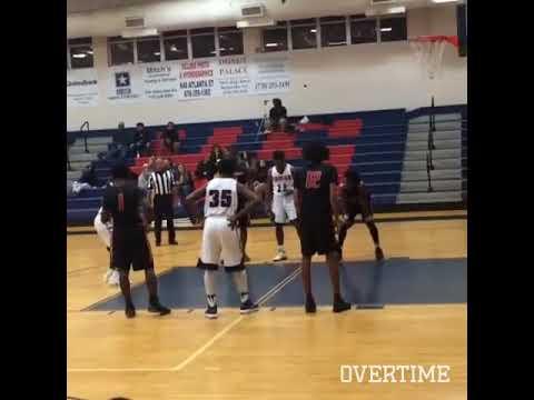 Lamar County High School- #2 Josiah Stewart