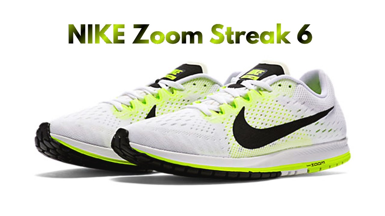 d2d8a9cee63 NIKE Zoom Streak 6 Review (Best NIKE Racing Flat 2017) - YouTube