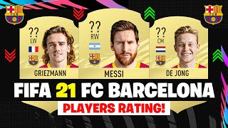Welcome to the zan omg's fifa21 rating predictions! ahead of you'll find a new prediction video each week, covering different top european cl...