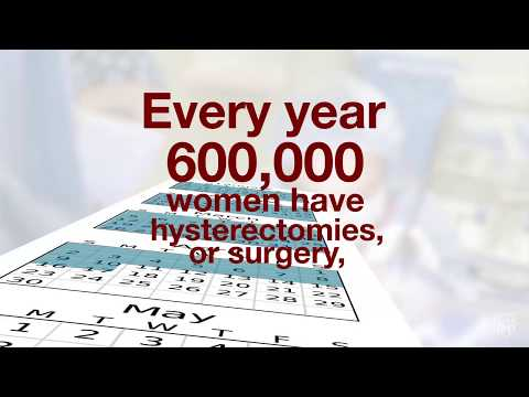 Mayo Clinic Minute: Hysterectomy options