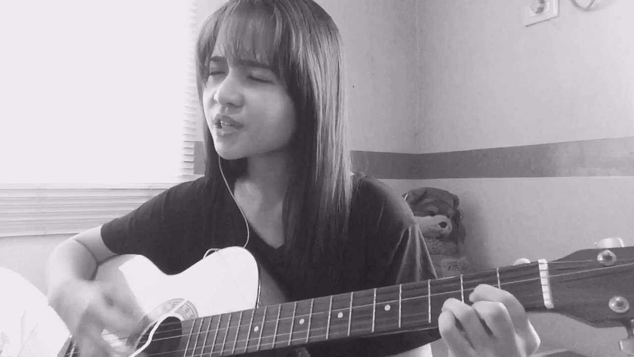 When You Say Nothing At All Cover By Kristel Fulgar Youtube