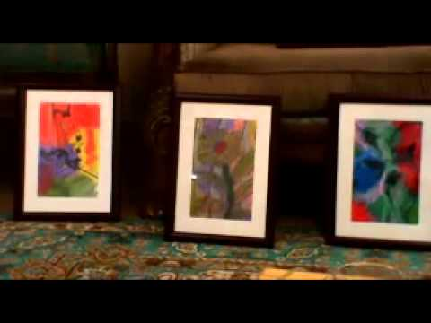 oil painting GHASLAN GALLERY 29.mp4