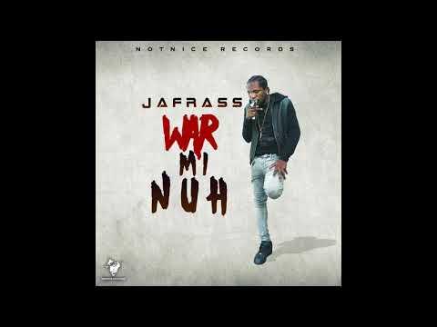 Jafrass - War Mi Nuh - September 2017