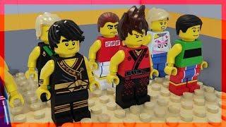 Lego NINJAGO - School Gym Fail