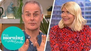 Holly Refuses to Eat Phil Vickery's Food | This Morning