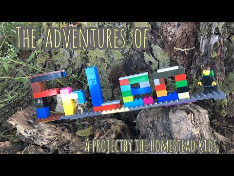Adventures of Fr. Leo the LEGO Part 1