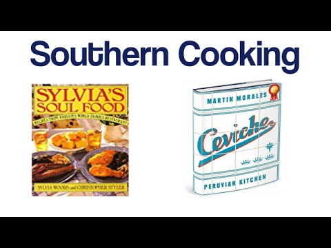 Southern Cooking Cookbooks