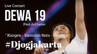 [FULL] Dewa 19 Feat Ari Lasso - Kangen - Kamulah Satu - Satunya MP3