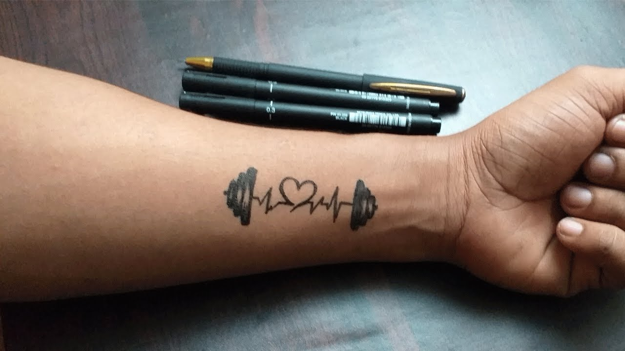 Small Tattoos Designs For Men/simple tattoo designs for hands by colorhand